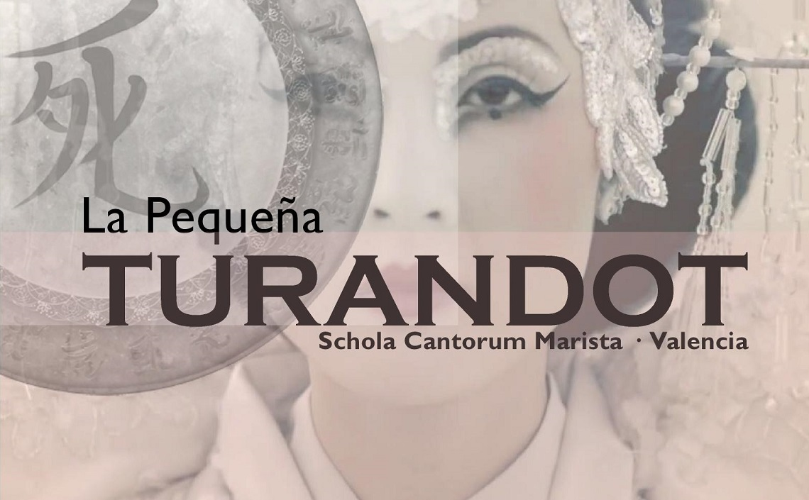 La pequeña Turandot