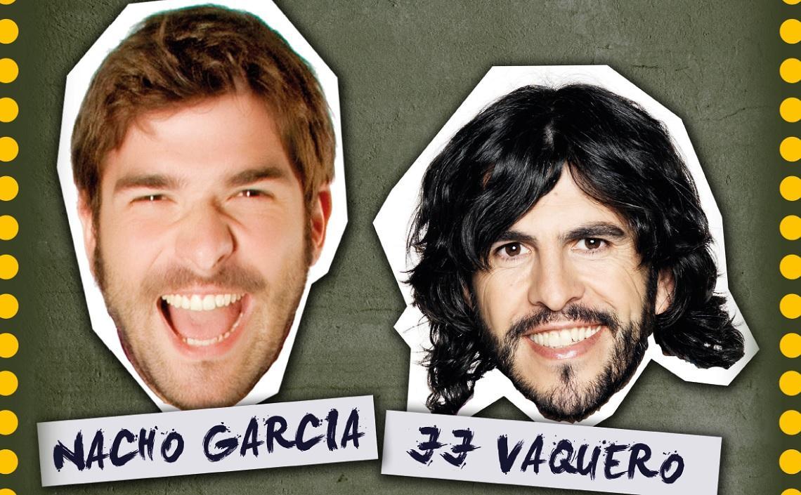 J.J. Vaquero y Nacho García