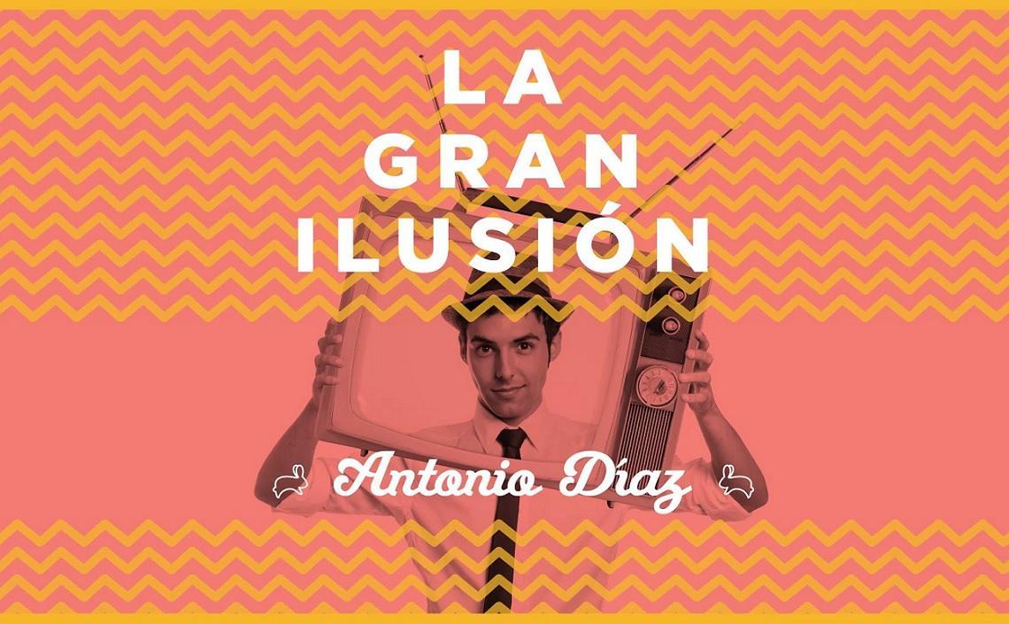Antonio Díaz. El Mago Pop