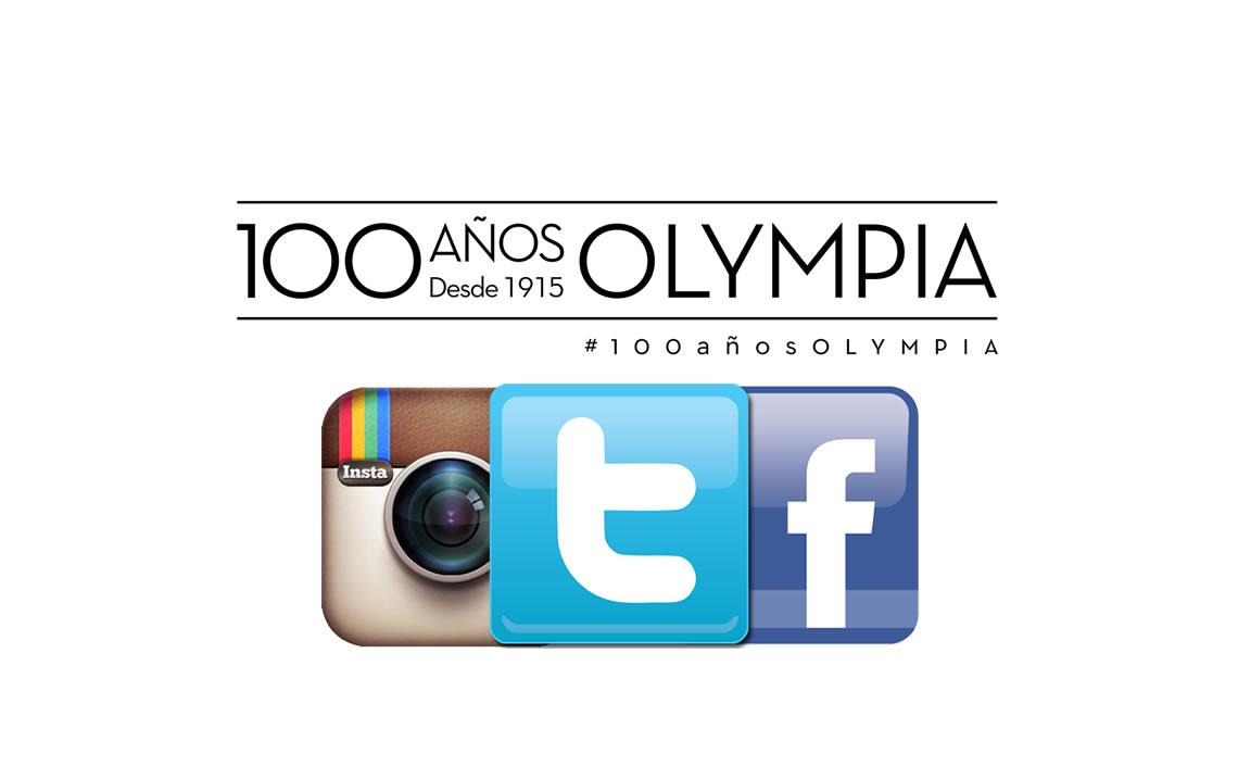 Sorteo: #100añosOlympia