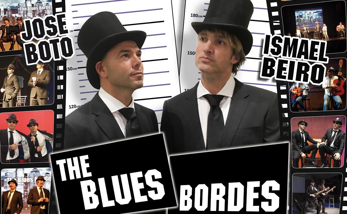 The blues bordes