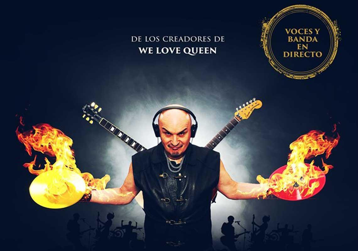 We love rock, el musical
