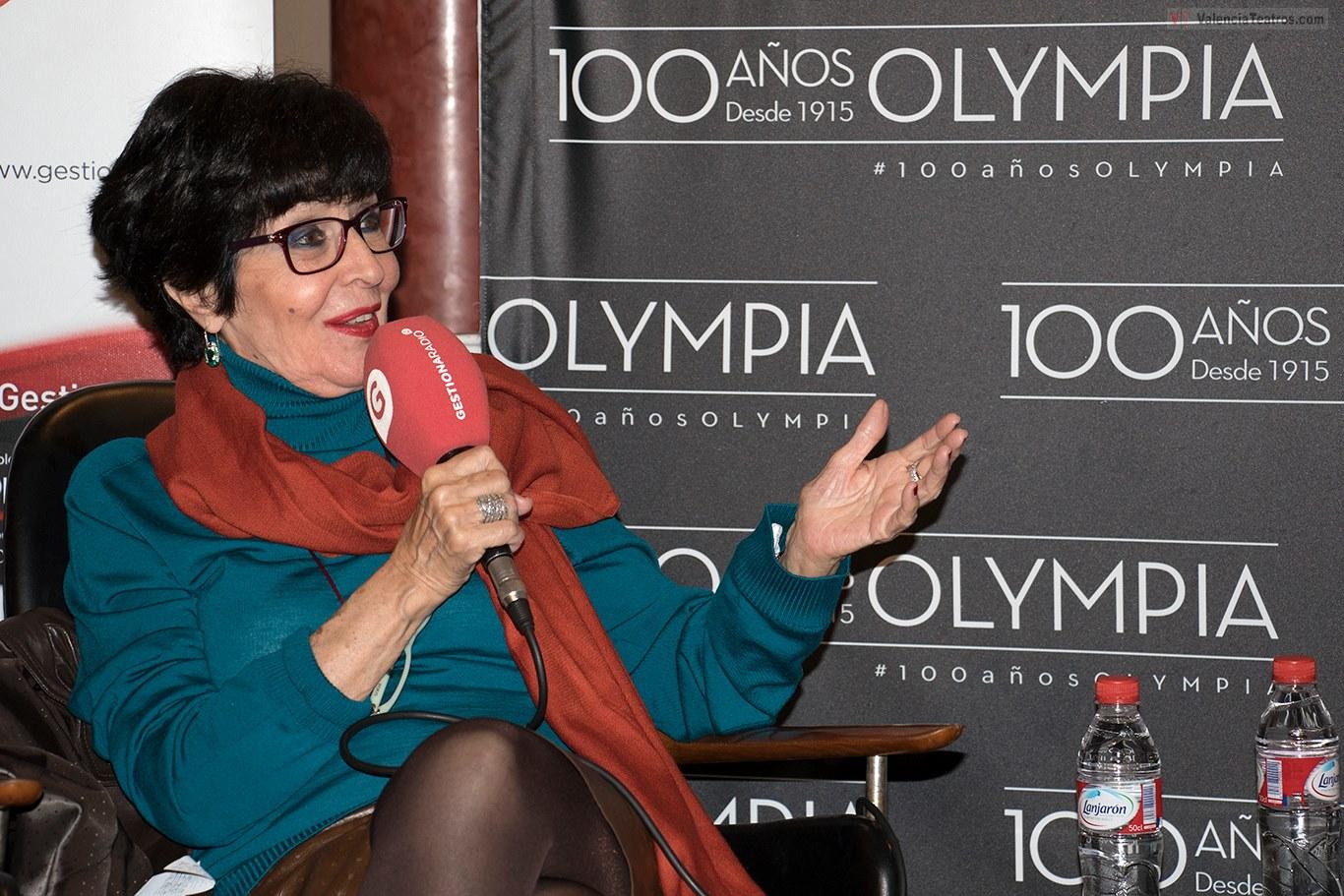 Palabras con Concha Velasco