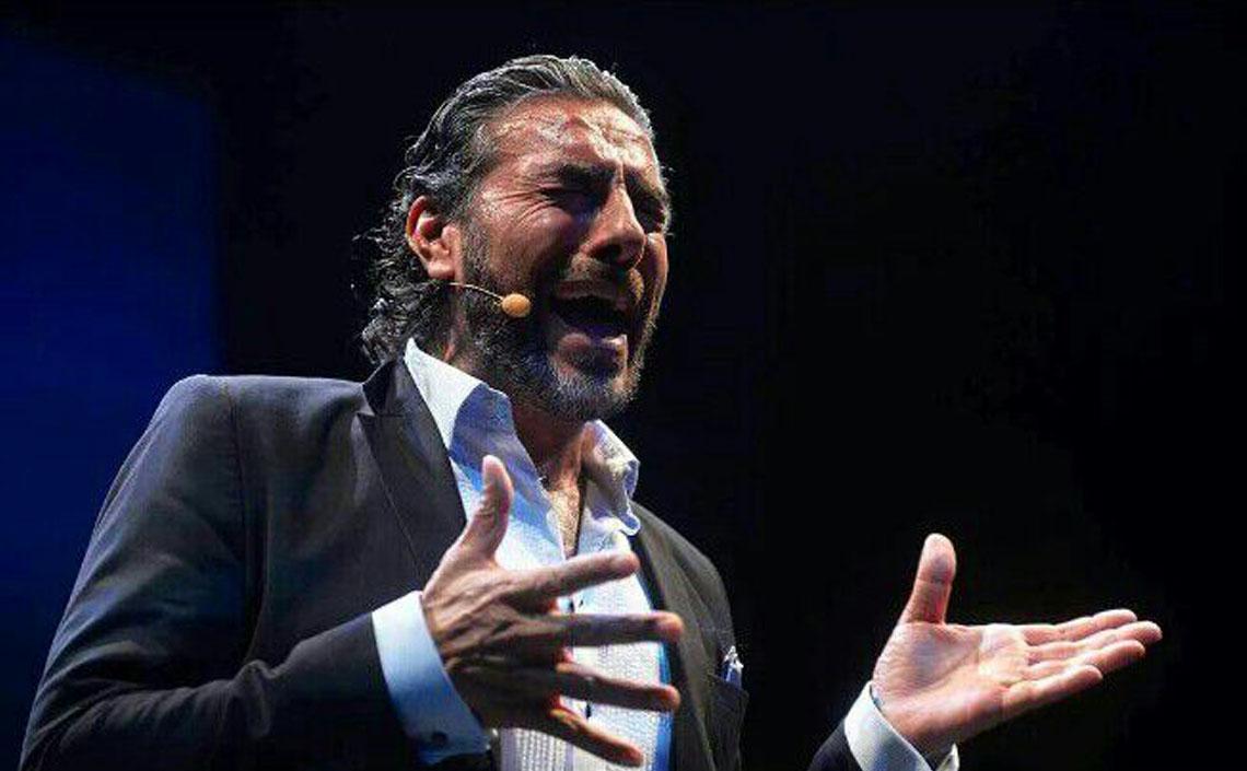 El cante jondo de Pedro Heredia 'El Granaino'