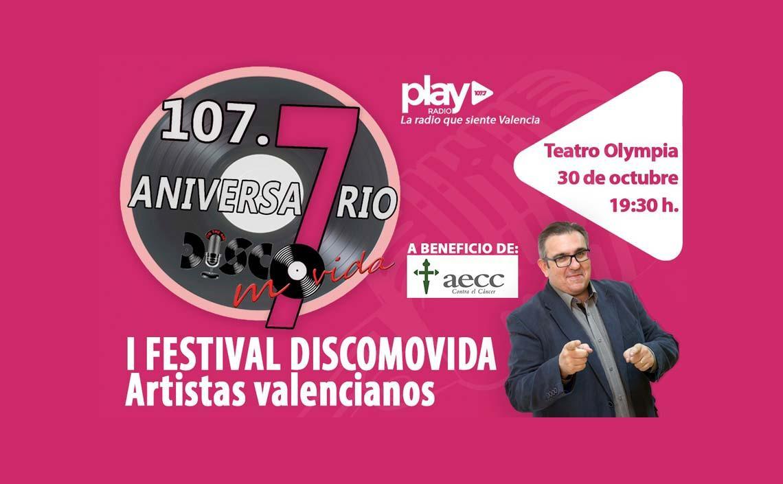 I Festival 7 Años Discomovida