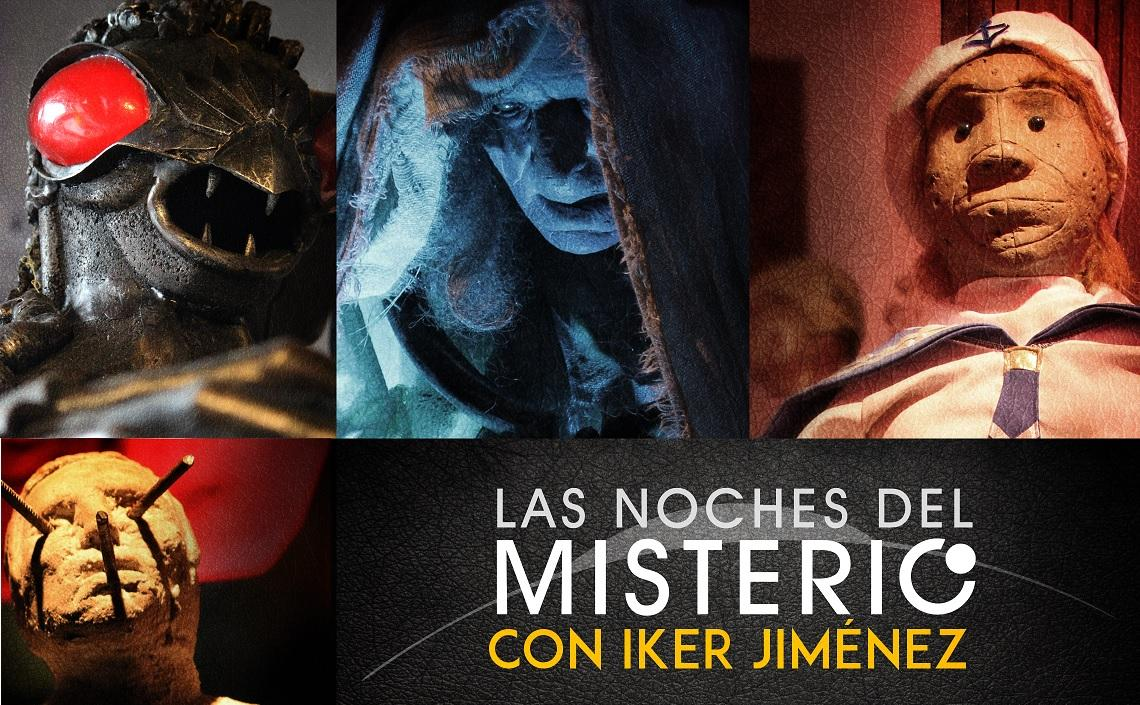 Iker Jiménez. Las Noches del Misterio