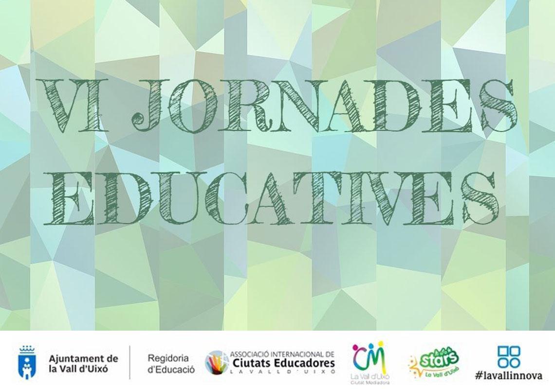 VI Jornades Educatives