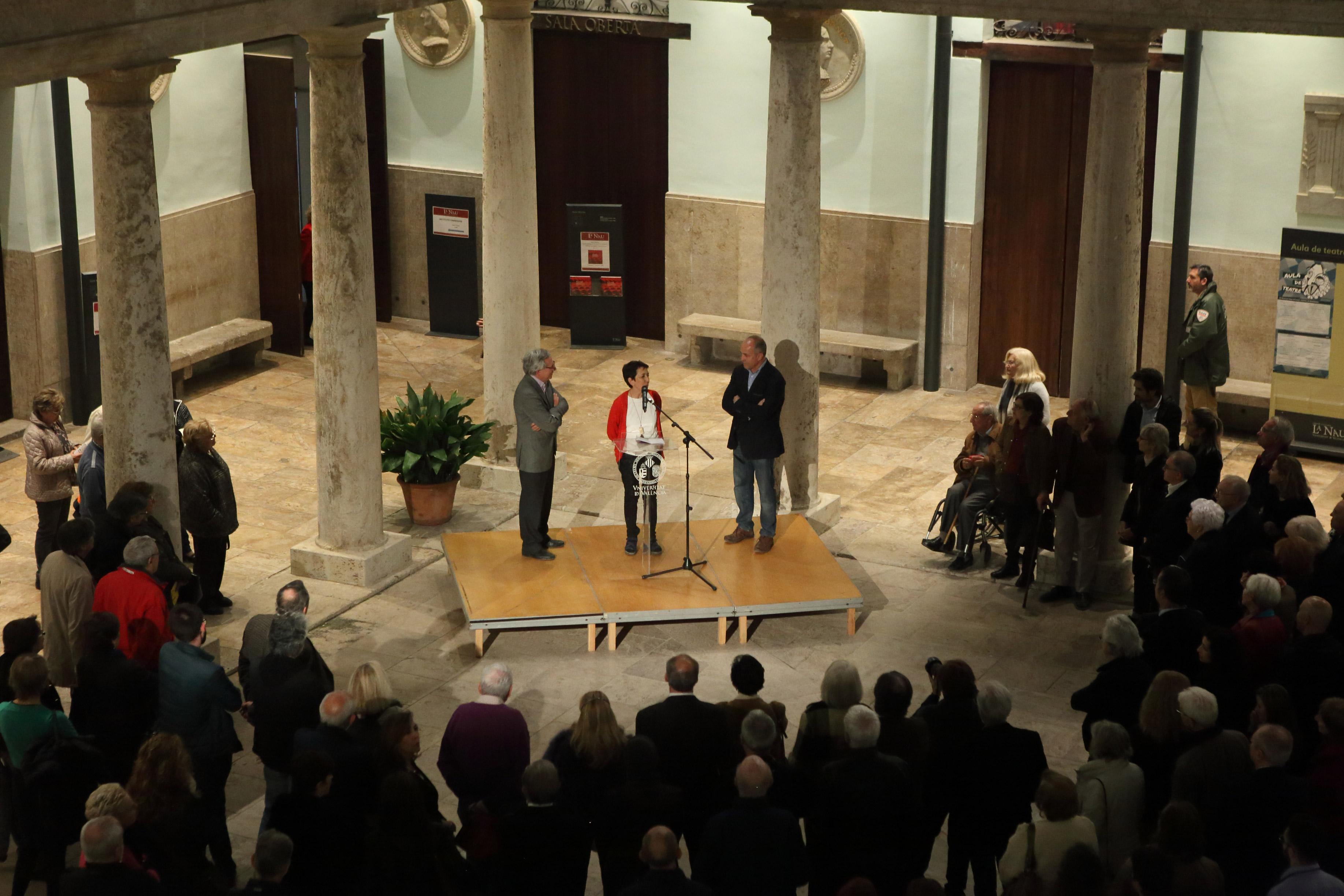 Exposición Teatro Olympia 100 años en Escena