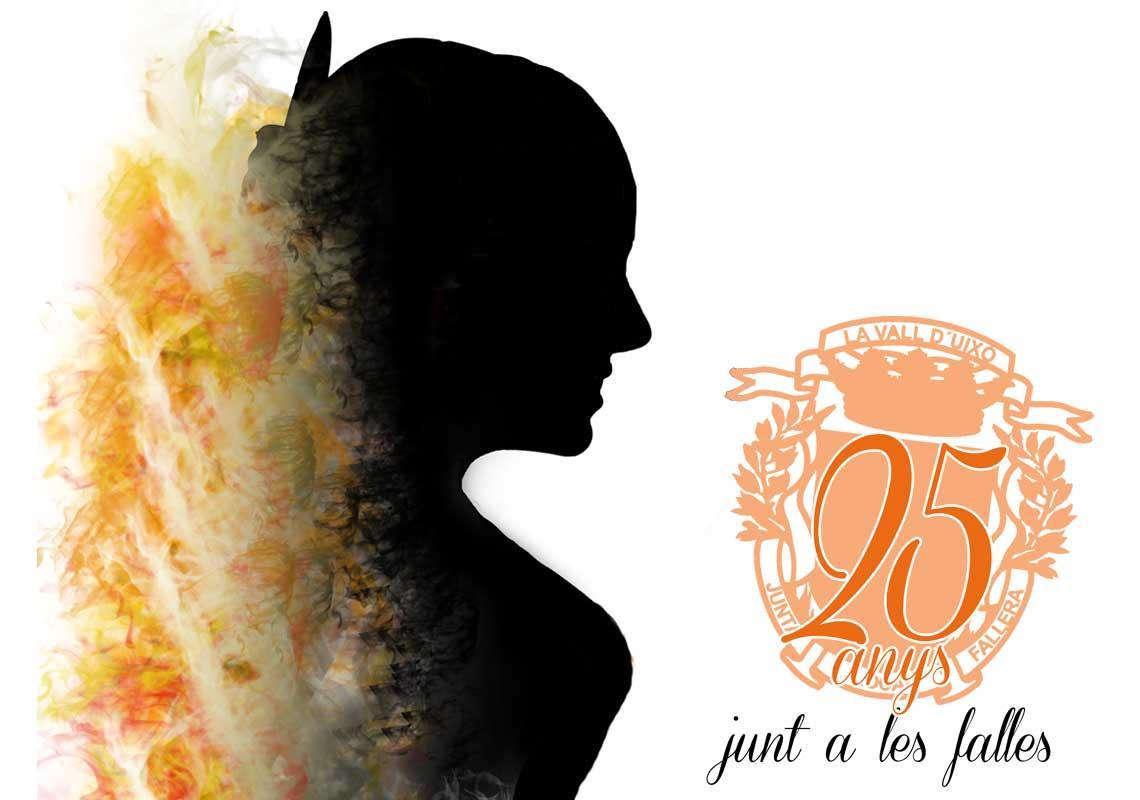 25 aniversari Junta Local Fallera