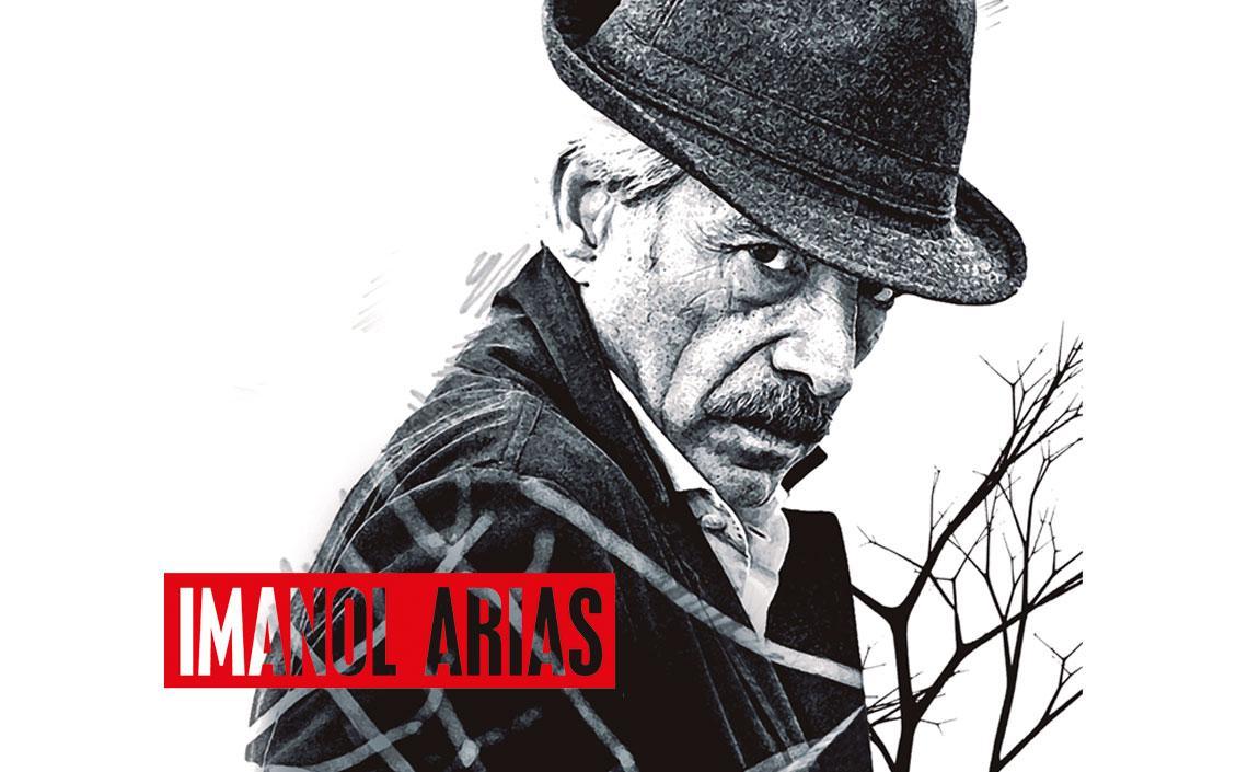 Imanol Arias. La vida a palos