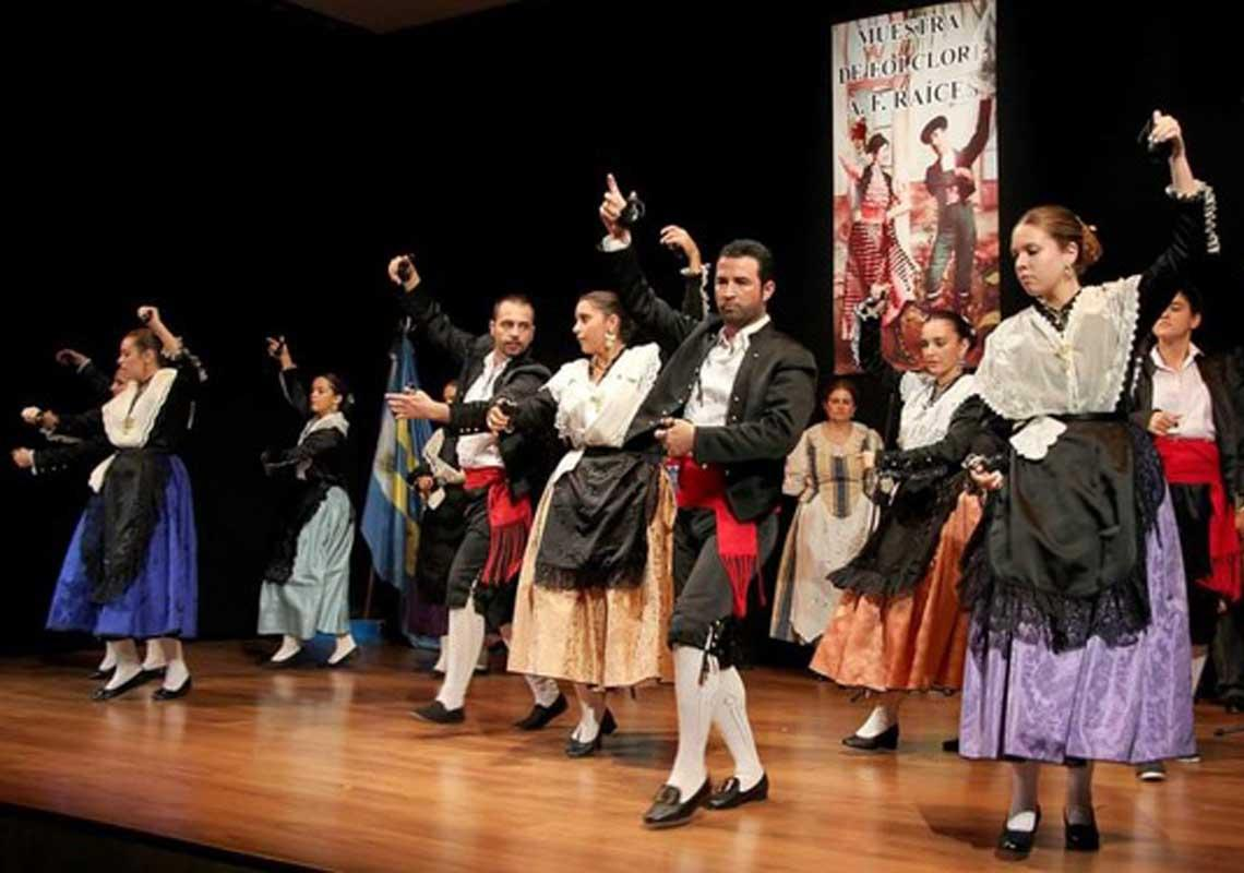 Festival internacional de folklore ciudad de la Vall d'Uixó