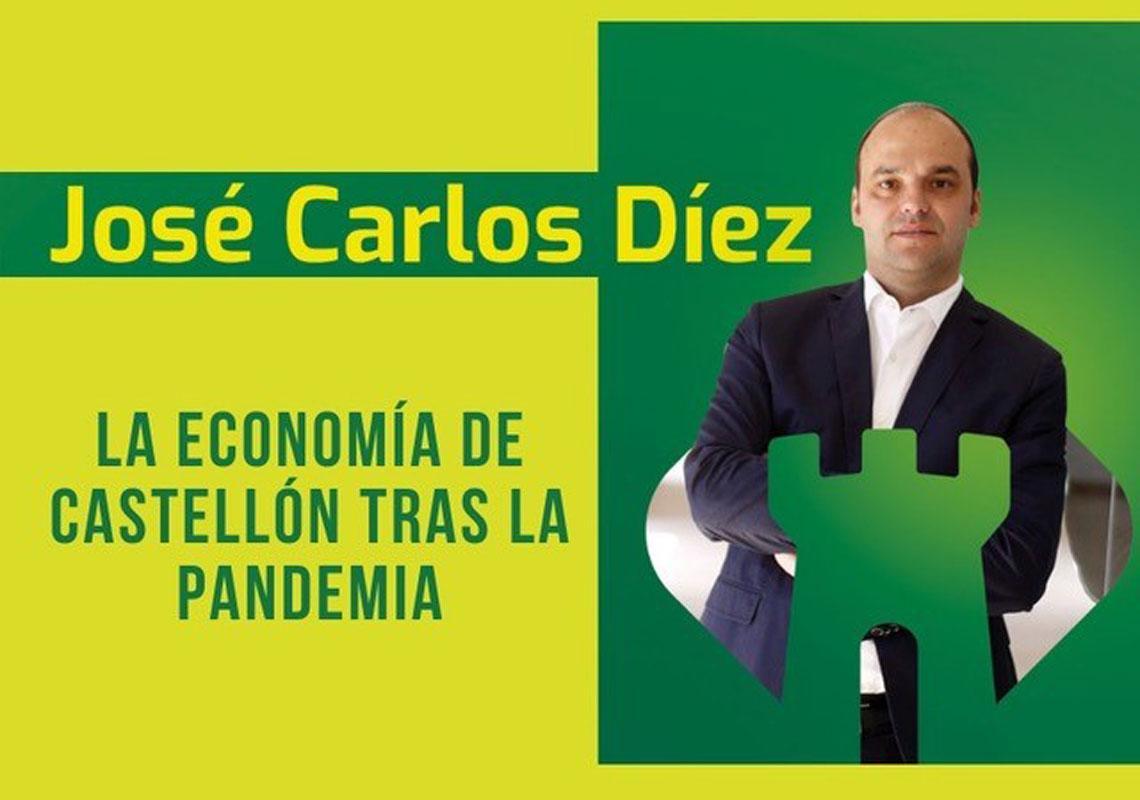 Charla José Carlos Díez