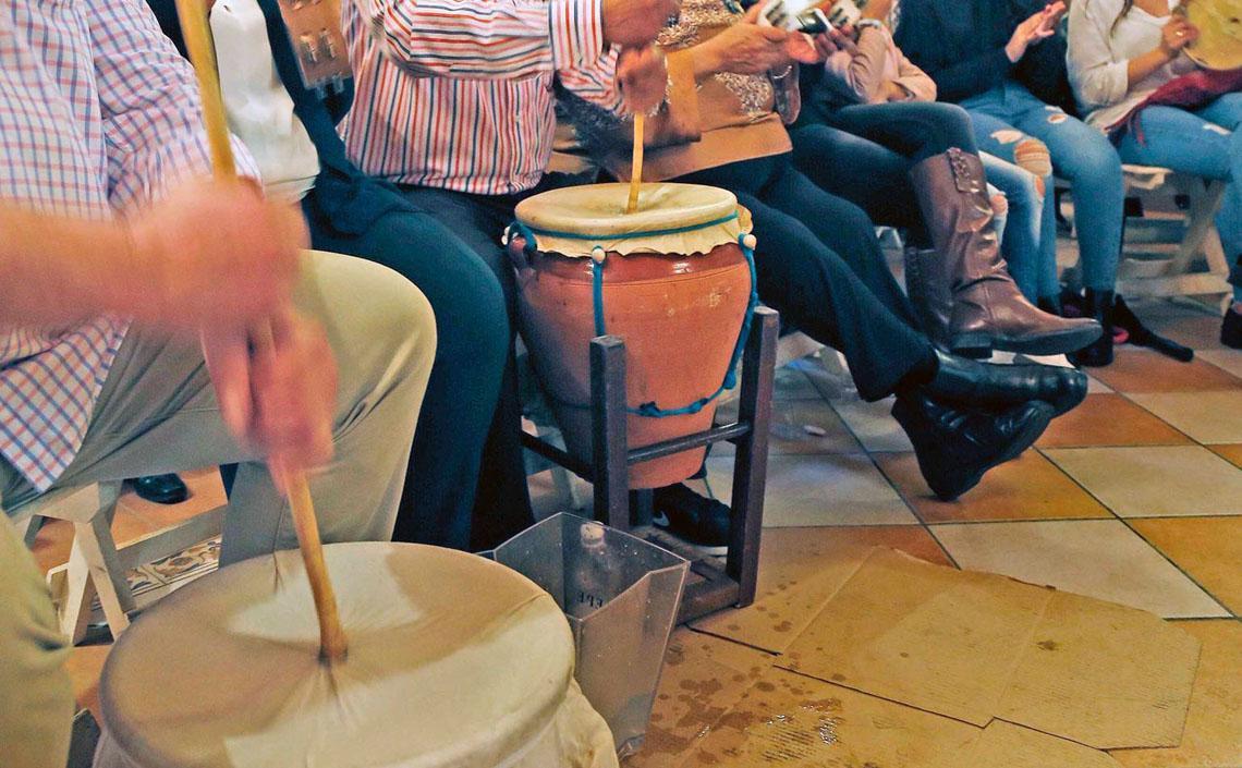 Zambomba Flamenca