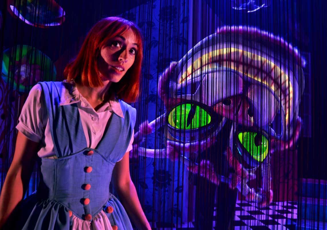 Alicia En El Musical De Las Maravillas Teatro En Valencia