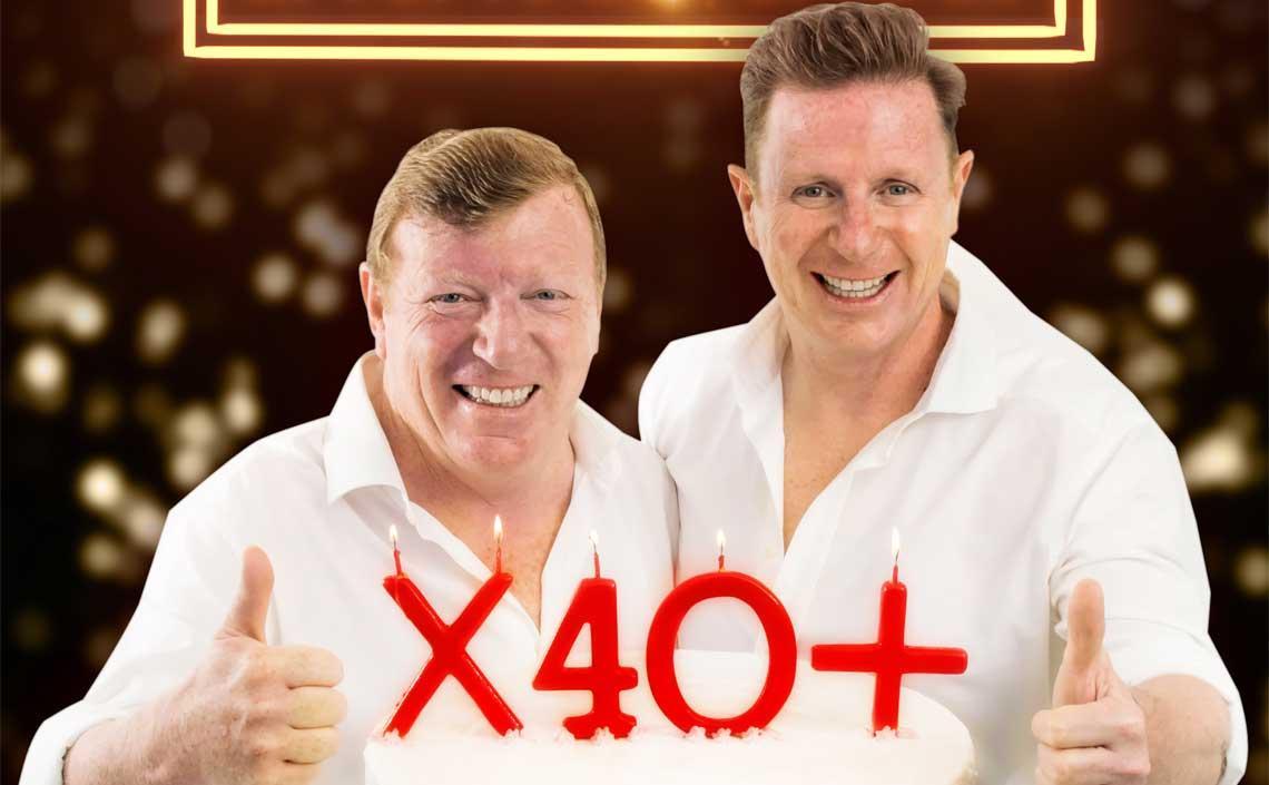 Los Morancos X40+