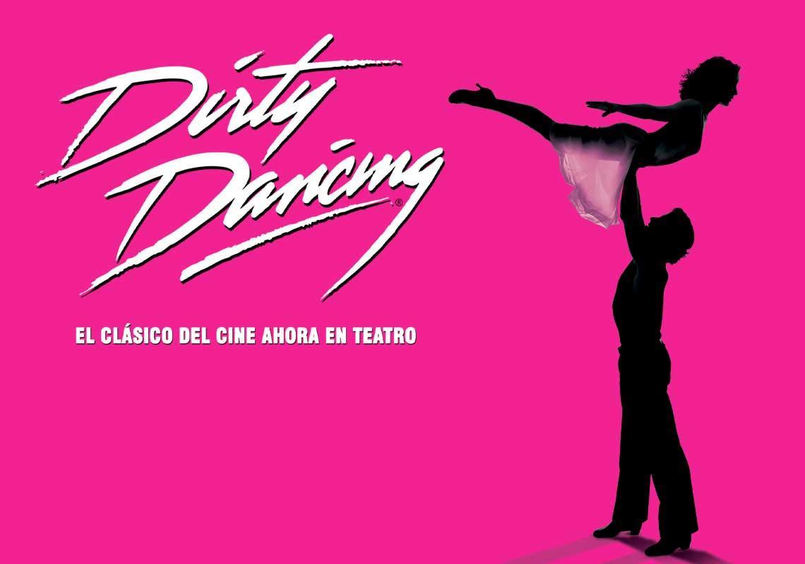 Resultado de imagen de dirty dancing musical valencia