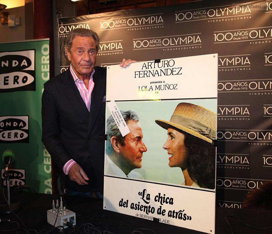 Palabras con Arturo Fernández