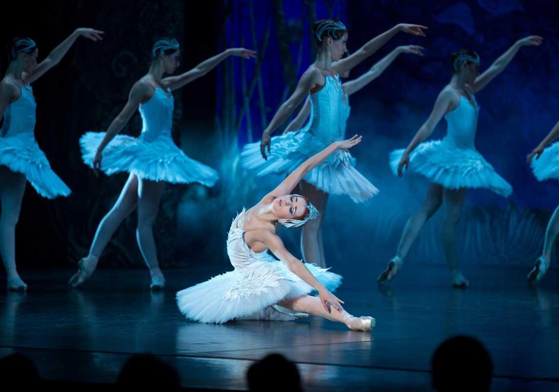El lago de los cisnes. Ballet Imperial Ruso