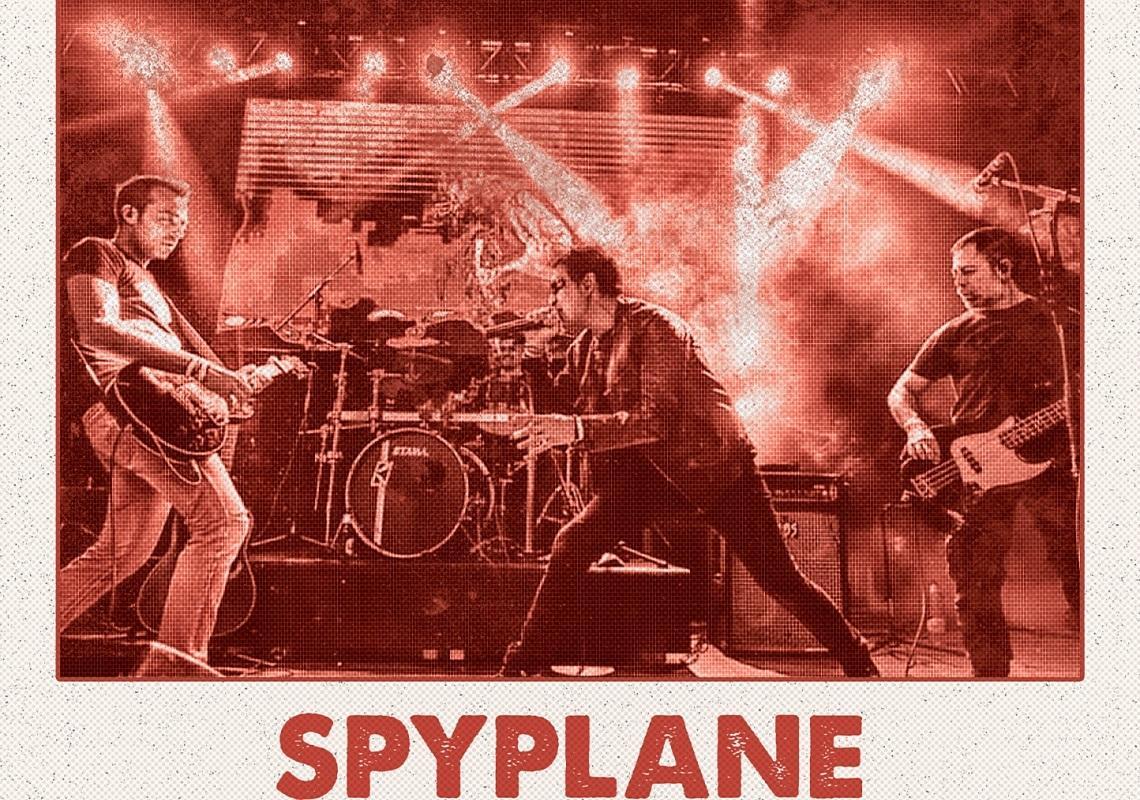 Spyplane. Tributo a U2