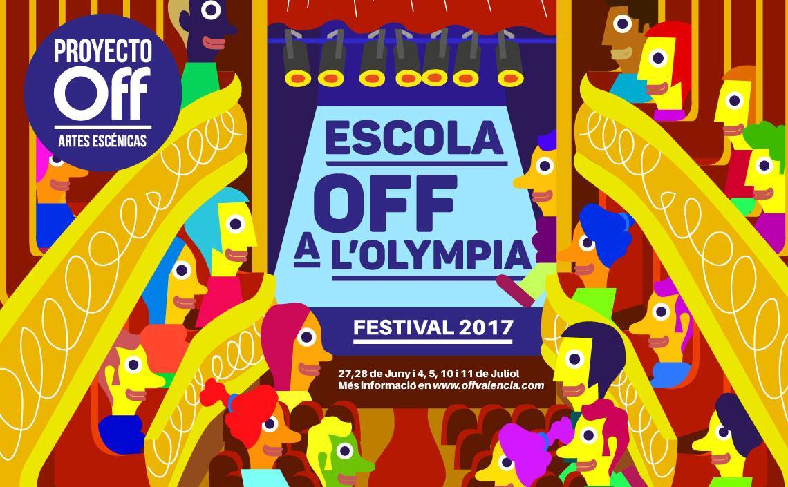 ESCOLA OFF A L'OLYMPIA