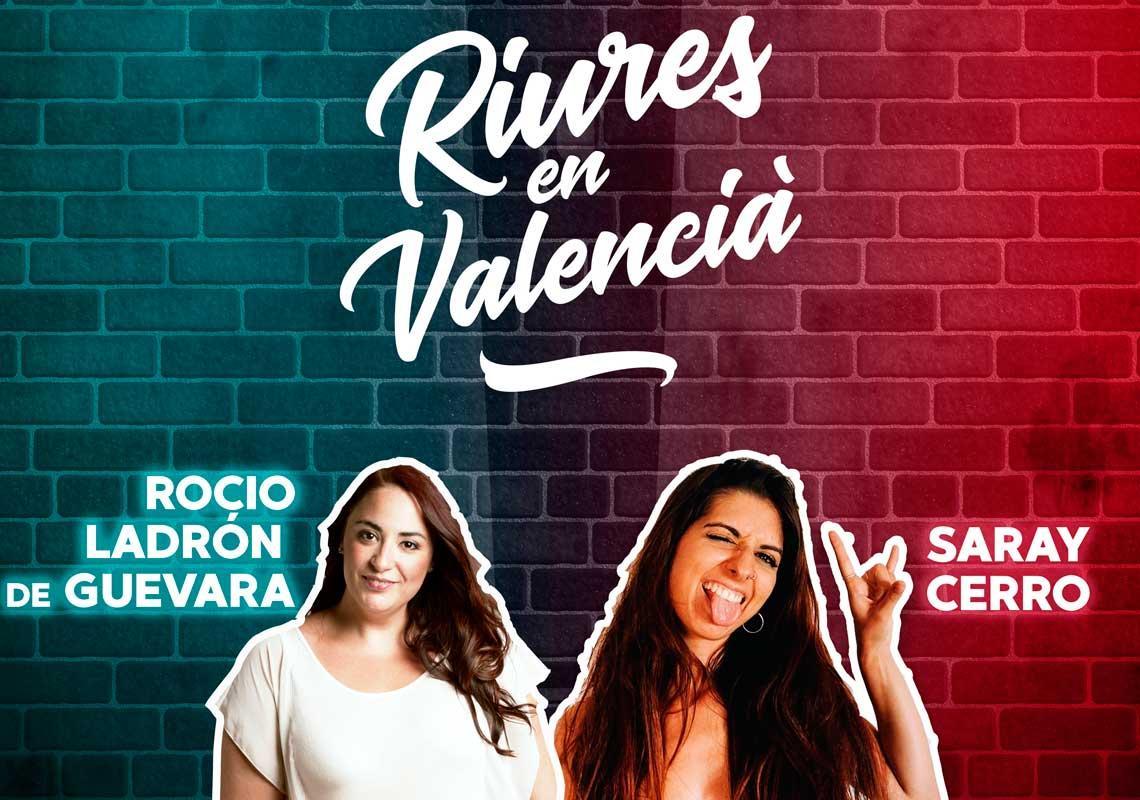 Rocío Ladrón de Guevara i Saray Cerro