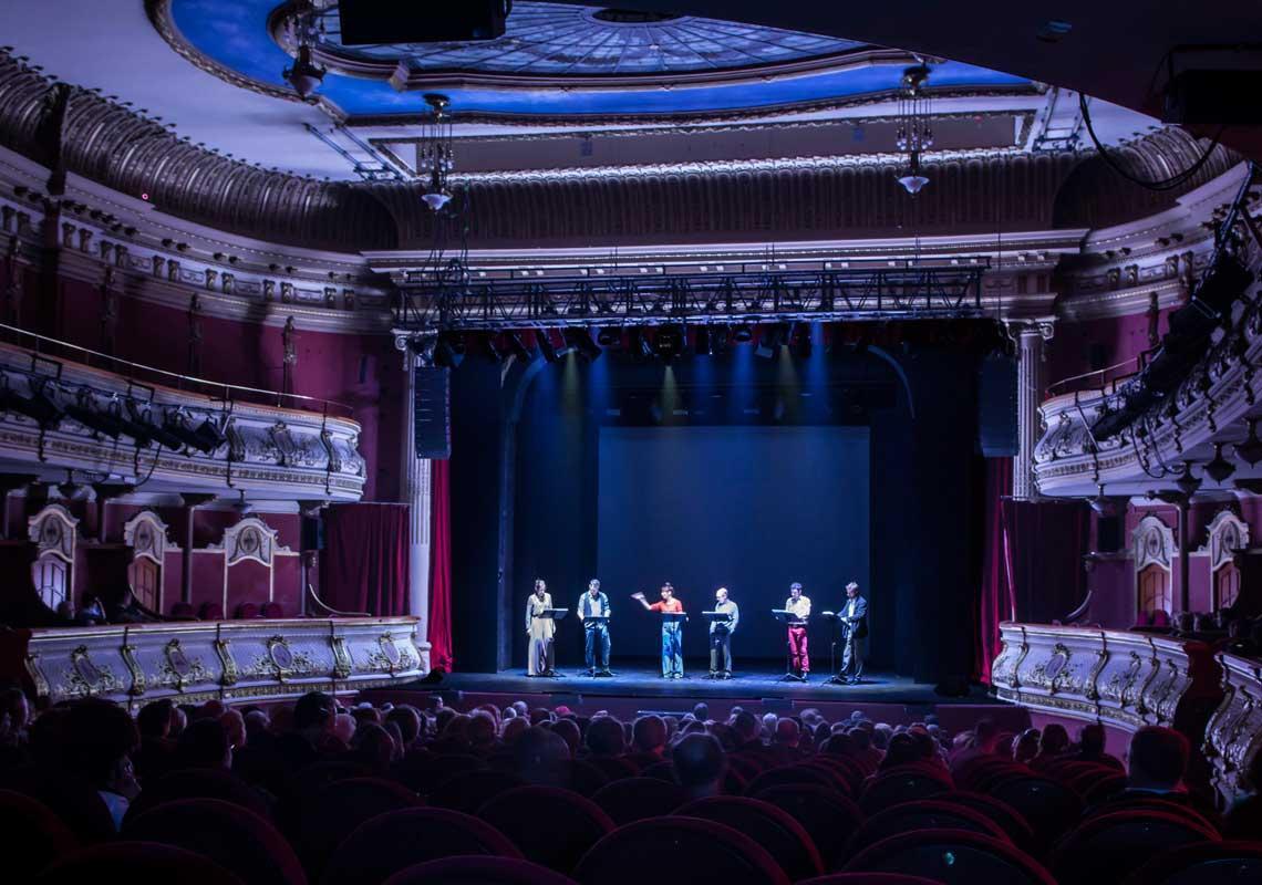 Comunicado Teatro Olympia