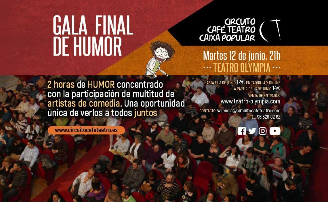 Gala Final de Humor
