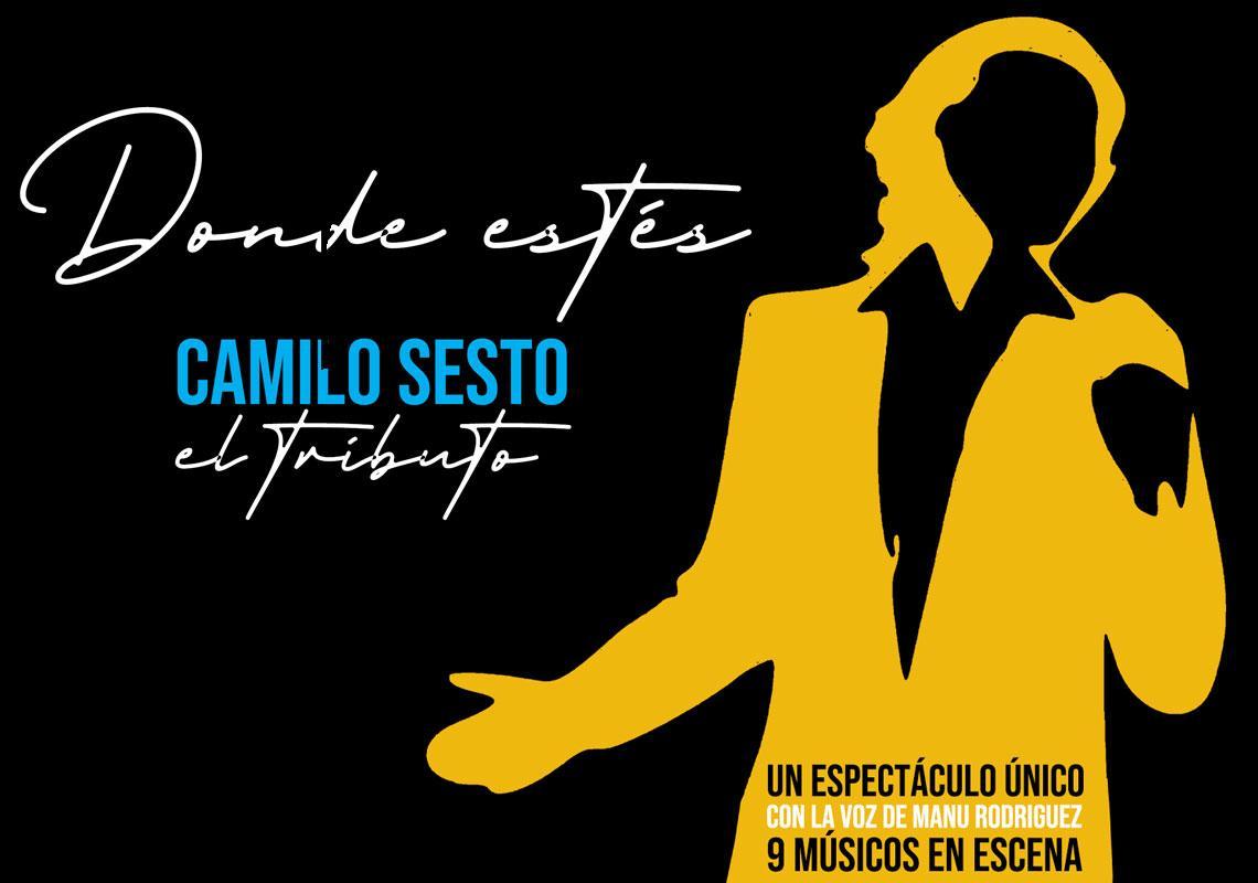 Tributo a Camilo Sesto