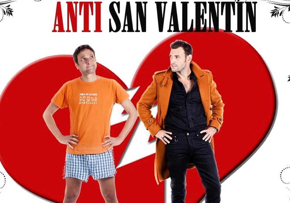 Monólogos anti San Valentín
