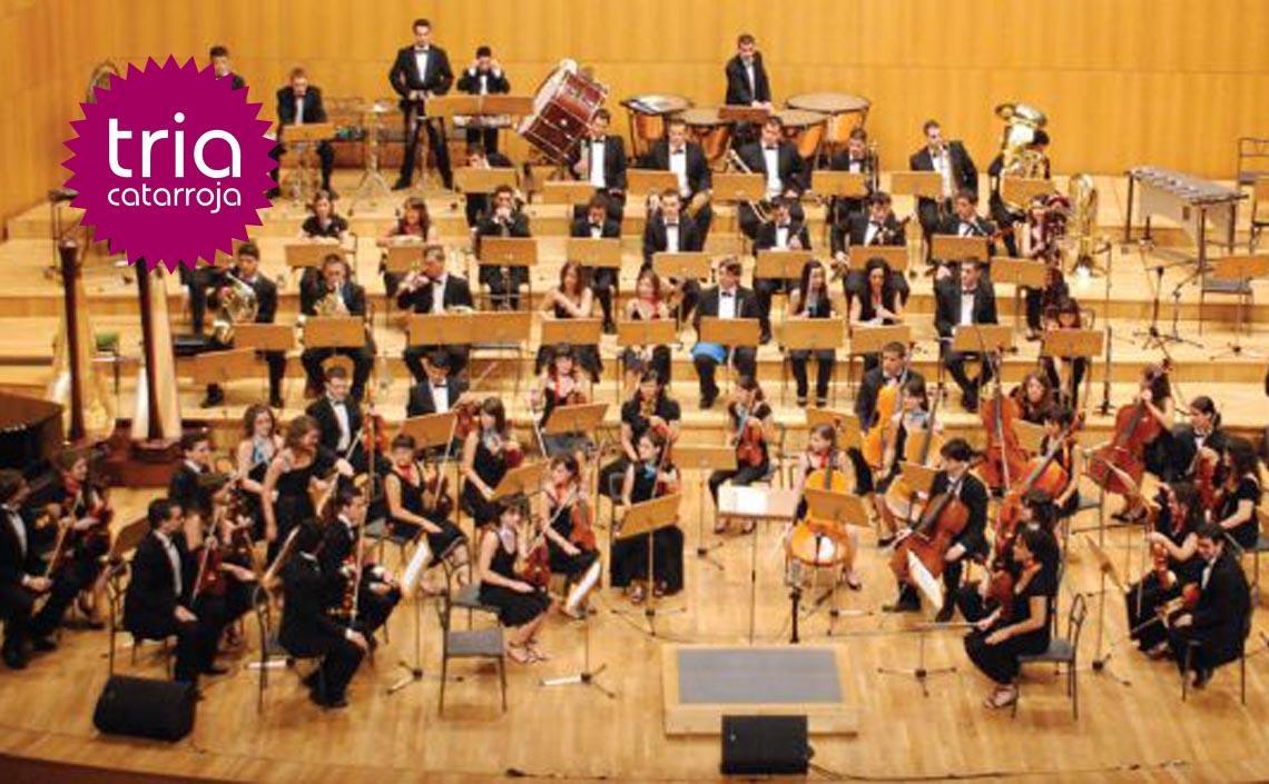 Una noche con grandes maestros de la música