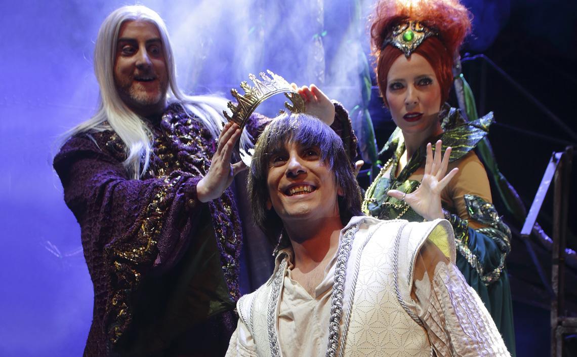 Merlin, un musical de leyenda