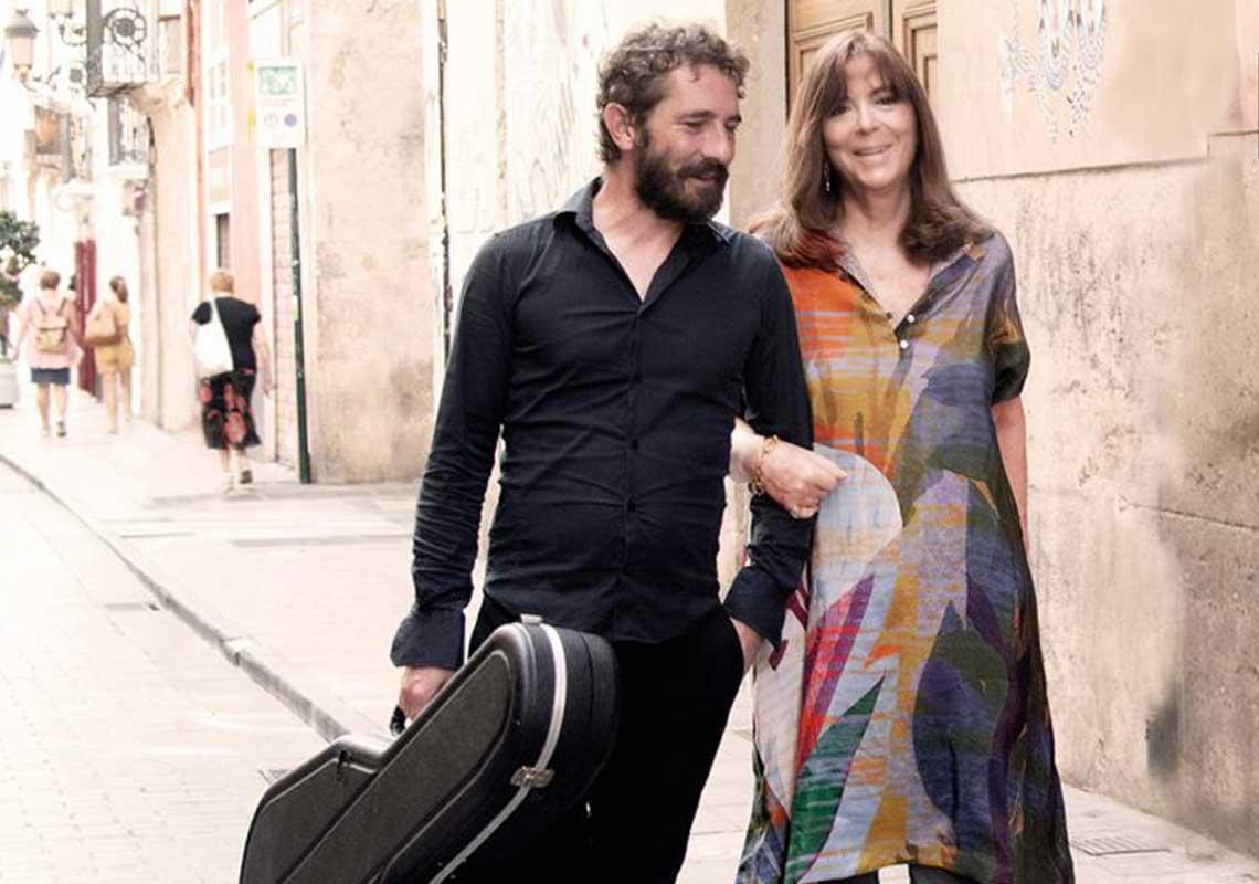 Maria del Mar Bonet & Borja Penalba