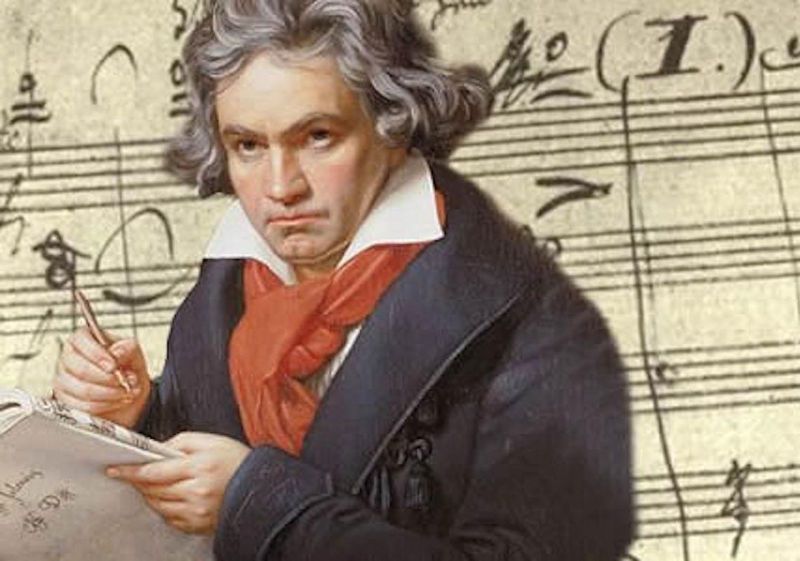Novena Simfonia de L.V. Beethoven