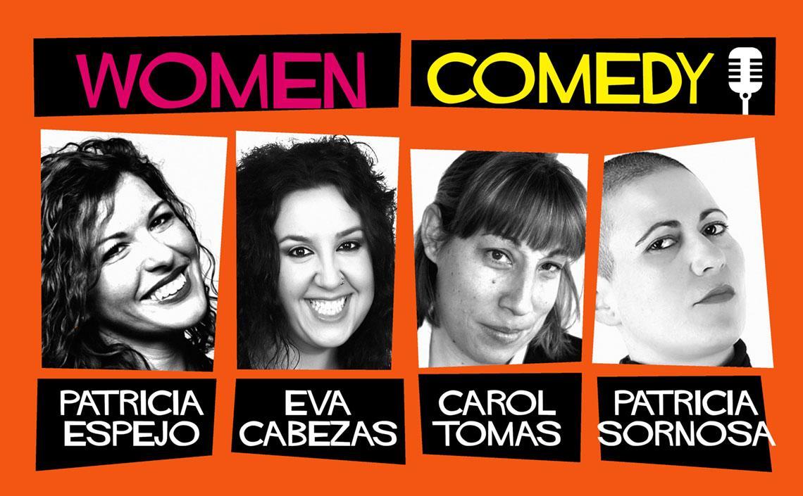 Women Comedy