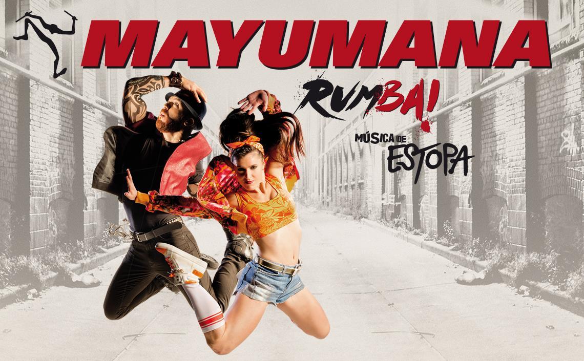 Mayumana - Rumba!