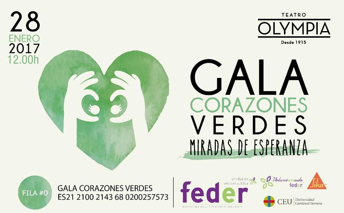 Gala Corazones Verdes