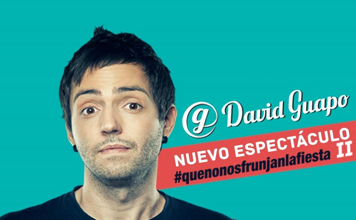 David Guapo. Nuevo monólogo