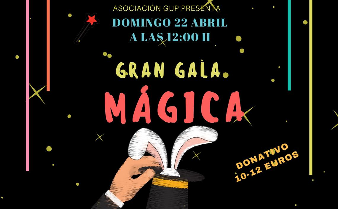 Gran Gala Mágica